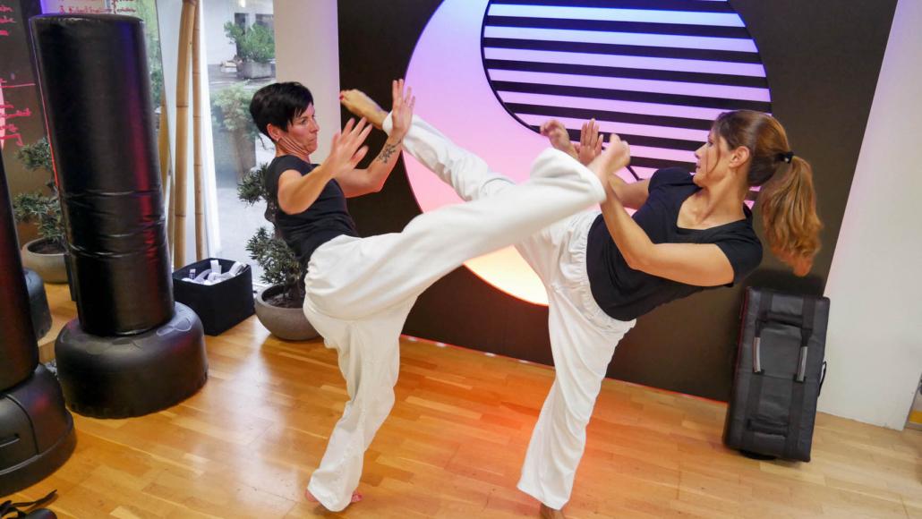 Kampfkunst Programm für Erwachsene Kick Dich FitFreikampf